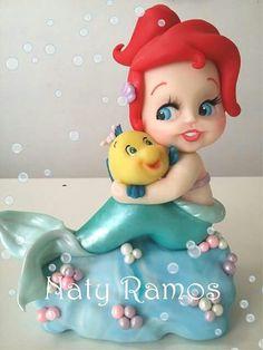 Ariel bebe
