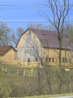 orange barns | Orange Barn | I really like barns. | Pinterest