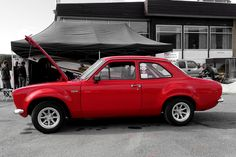 Speedway og gamle Forder #escortmk1 #fordescortmk1 #fordescort #escortmk1 #escortrs #escortmk1rs