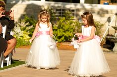 Flower Girls - Danada House, July 24, 2014
