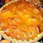 Fresh Apricot Pie Recipe