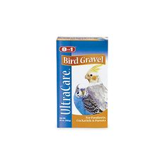 United Pet Group Ultra Care Bird Gravel for Parakeets, Cockatiels & Parrots, 24 oz (680 g)