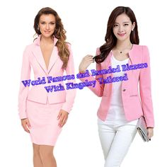 Buy The World Famous And Branded Blazer #Clothing#Women#Suits#Bespoke#Tailoring#Menswear#Style#Apparel