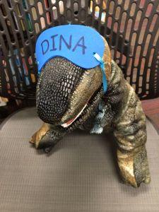 Teen Advisory Board runs a children's Stuffed Animal Sleepover