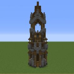 Medieval Tower - GrabCraft - Your number one source for MineCraft buildings, blu. - Medieval Tower – GrabCraft – Your number one source for MineCraft buildings, blueprints, tips, - Minecraft Kingdom, Minecraft City, Minecraft Plans, Amazing Minecraft, Minecraft Tutorial, Minecraft Creations, Minecraft Crafts, Minecraft Designs, Minecraft Wall