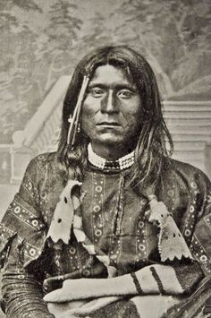 Kintpuash, a Modoc chief. AKA Captain Jack |Pinned from PinTo for iPad|