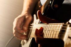 Aplicativo para aprender a tocar guitarra