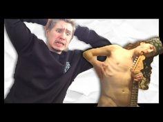 WTF IS HE DOING   Weirdest Vegan ever - YouTube