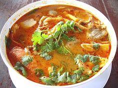 Entire website of Thai food recipes