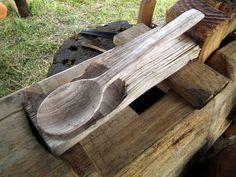 wood spoon carving vise