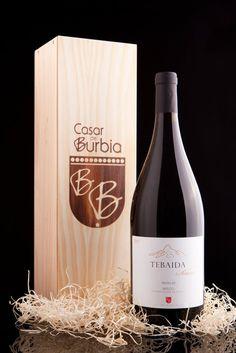 La bodega berciana Casar de Burbia ha presentado en Madrid, ante un selecto grupo de profesionales del sector, su nuevo vino Tebaida Nemesio 2009. Se trata de un vino Premium, al nivel del Tebaida Nº5, con el que la casa honra a su fundador.  www.vinoybodegas.zurired.es