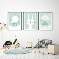 AFFILIATELINK   Frechdax® 3er Set Kinderzimmer Babyzimmer Poster DIN A4  Ohne , Skandinavisch, Design, Minimalistisch, Einrichtung, Deko, Schlichte,  Wanddeko ...