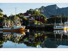 Lofoten Islands #Finland