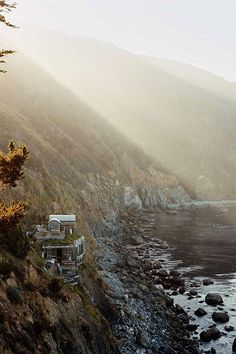 See a travel guide to Big Sur in honor of the new film starring Kate Bosworth. Big Sur California, California Coast, California Travel, Travel Oklahoma, Northern California, Oh The Places You'll Go, Places To Visit, San Francisco, Top Travel Destinations