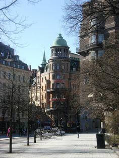 Great hotel in Norrmalm, Stockholm, Sweden