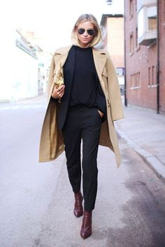 Menswear Trousers - dressed up The 9 Most Versatile Closet Staples via @WhoWhatWear