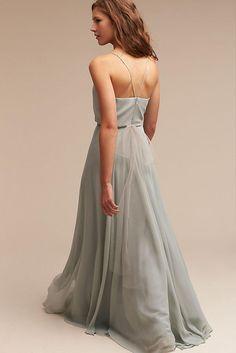 920deab30ce3 Inesse Dress. Bhldn Bridesmaid DressesBridesmaid FlowersWedding Bridesmaids Bridal ...