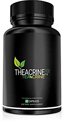 Theacrine as Teacrine™ - 60 Count (V-Capsules) / 60 Servings: Manufactured in a cGMP-Registered Facility in USA; Non-GMO, Vegan & Gluten Free Yerba Mate, Caffeine Addiction, Good Manufacturing Practice, Weight Loss Shakes, Vegan Gluten Free, Nutrition, Count, Usa, Product Description