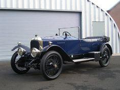 1921 Vauxhall E 30/98 4.75L Velox Tourer