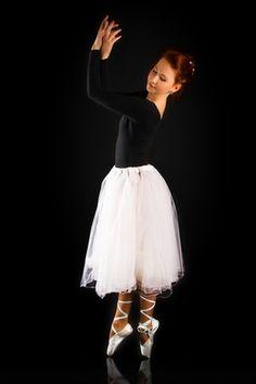 Cómo hacer un vestido de bailarina