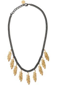 Secret Garden Cluster Necklace $74 N318