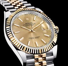 Rolex Datejust 41 mm #Baselworld2016
