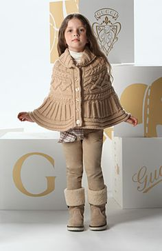 Gucci fall winter kids collection