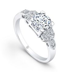 Beverley K Vintage Engagement Rings for the Spectacular Moments in Life | Nadyana Magazine