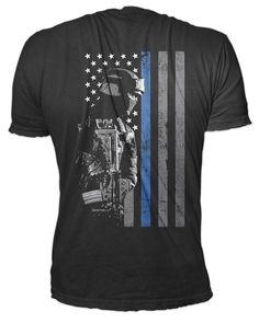 We here at Sacrifice Mfg are 100% behind the Law Enforcement Community. Those men and women that put themselves in harms way every single day, we salute you! Pre-shrunk 100% combed and ring-spun soft
