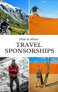 The exact email pitch templates used to obtain paid travel sponsorships!