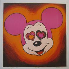 "Lithography ""Håpløst forelsket"". 50x50 cm. Artist: Ronny Bank. Want it? Go to http://artbyhand.no/produkt/billedkunst/haplost-forelsket"