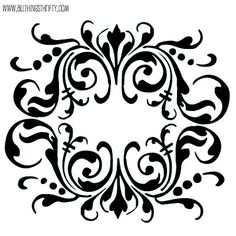 1000 Images About Stencils For Misting Ink On Pinterest