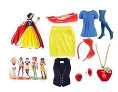 Modern Snow White