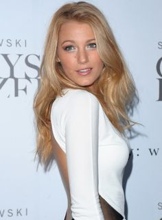 Blake Lively - i just love her hair. Its Allways beautiful and perfect. Imagine having such hair? Can only Dream