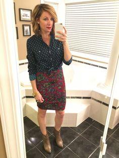 LuLaRoe Boss Lady Cassie Styled 5 Ways