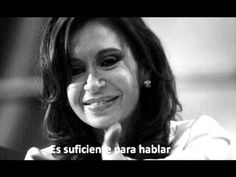 """""""Nadie como Tú"""" Canción para Cristina Fernandez de Kirchner CFK 2011"""