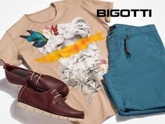 Summer vibes ☀️ Up to 40% OFF sales Shop now on www.bigotti.eu! #mensfashion #menswear #mensclothing #mensstyle #summerstyle #summerclothing #discounts #WednesdayMotivation #ootdmen #styleoftheday #styleinspo #boatshoes #tshirts #outfitoftheday #Summer2020 #romania #ootd Wednesday Motivation, Summer Vibes, Boat Shoes, Outfit Of The Day, Summer Outfits, Menswear, Spring Summer, Mens Fashion, Casual