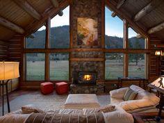 Triple Creek Ranch:  Darby, Montana
