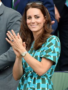 Is Kate Middleton expecting again?!