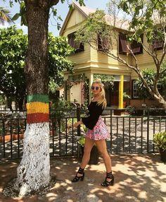 Rydel Lynch in Jamaica