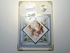 Glückwunschkarten - Karte Konfirmation Nr. 543 - ein Designerstück von MM-Bastelparadies bei DaWanda