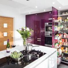 moderne küche bilder: küche im vio 302 – wohnglück im grünen, Hause ideen