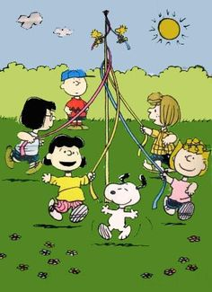 Peanuts, May Day  Copyright © 2012 Snoopn4pnuts.com  Website Design & Website Hosting by IQnection Internet Services
