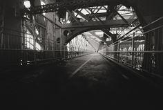New York City - Williamsburg Bridge: Take a walk over the Williamsburg Bridge. This bridge connects Brooklyn to Lower Manhattan.