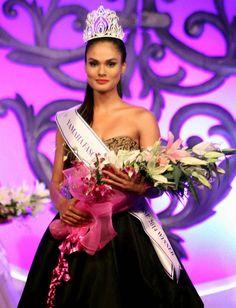 Noyonita Lodh Crowned Miss Universe India 2014