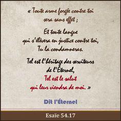 Toute arme contre toi est brisée_Esaie 54_17(1)