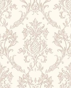vymura rafaele damask wallpaper platinum lilac wallpaper from i wallpaper uk Metallic Wallpaper, Damask Wallpaper, Wallpaper Samples, Vinyl Wallpaper, Designer Wallpaper, Hall Wallpaper, Pink Glitter Wallpaper, Damask Decor, Victorian Wallpaper
