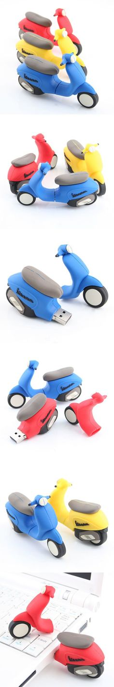 Vespa USB Flash Drive http://www.usbgeek.com/products/vespa-usb-flash-drive