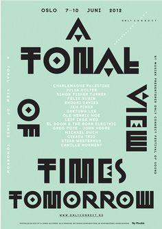 non format, typography,
