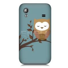 Ecell Head Case Designs Kawaii Sleeping Owl Case for iPhone Phone Covers, Cell Phone Cases, Iphone Cases, Iphone 4, Apple Iphone, Galaxy Ace, Kawaii Jewelry, Ipod Touch, Protective Cases